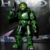 Custom Master Chief Figure